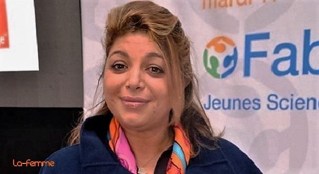 - Asma-Ennaifer-Directrice-des-Relations-Extérieures-de-la-RSE-et-de-l'Innovation-d'Orange-Tunisie-660fFFFF