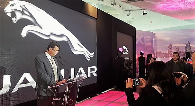 - Sous-le-signe-du-dynamisme-et-du-raffinement-la-Jaguar-XE-&-la-Jaguar-XF-dévoilées-en-grande-pompe-à-Tunis-par-Alpha-IT-01