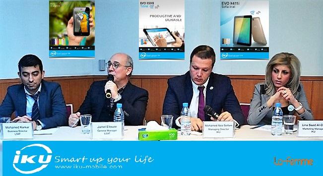 - Les-smartphones et-tablettes-IKU-Tunisie-label-japonais-des prix-défiant-toute-concurrence-LF-660