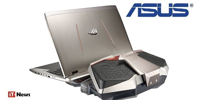 asus gx700 premier ordinateur portable gaming de 17 pouces la femme. Black Bedroom Furniture Sets. Home Design Ideas