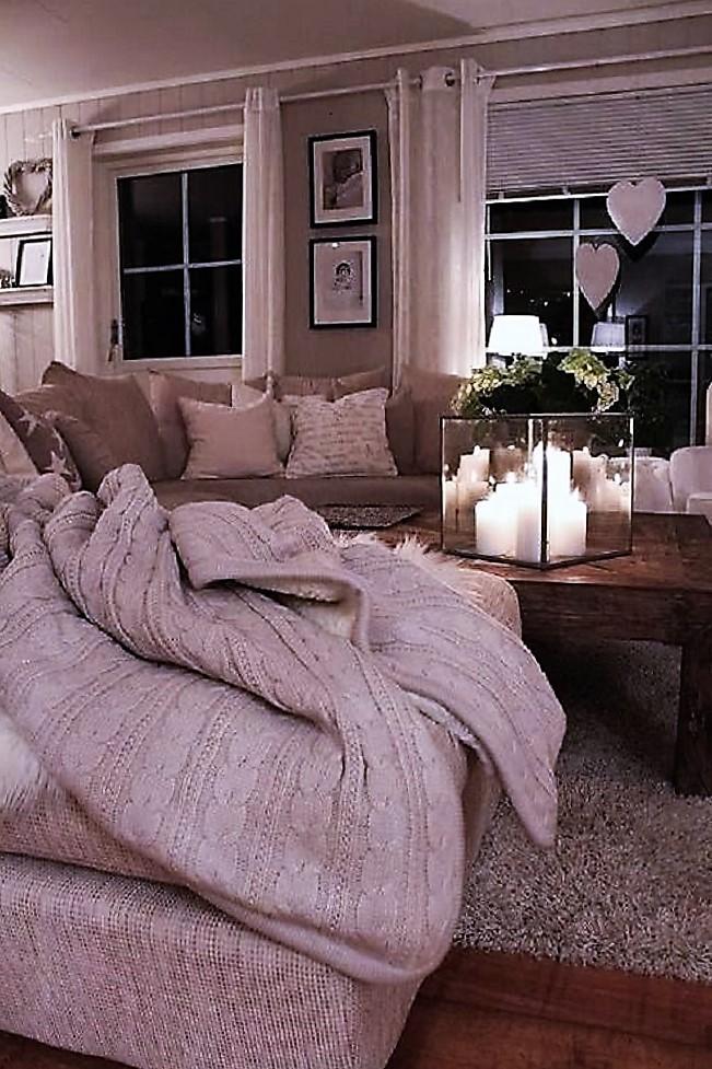 d coration hivernale ambiance au coin du feu la. Black Bedroom Furniture Sets. Home Design Ideas