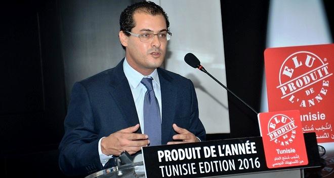 - Produit-de-l'année- le-macaron-rouge-de-ce-label-fait-son-apparition-en-Tunisie-Ben Miled