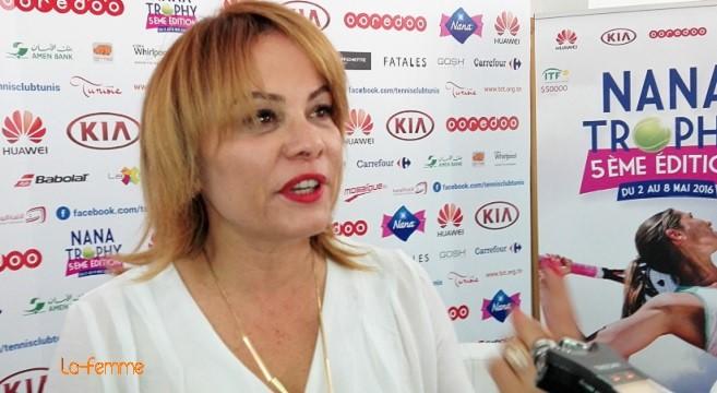 - Salma-Mouelhi-Tennis-Huawei-Ooredoo-KIA-et-Nana-principaux-sponsors-du-Nana-Trophy-2016-doté-de-50 mille-dollars