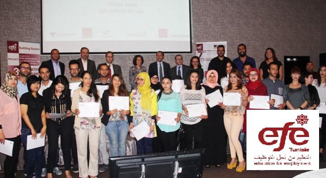 - EFE-Tunisie-avec-l'appui-du-MEPI-2560- jeunes-formés-depuis-2012-dont-512-placés