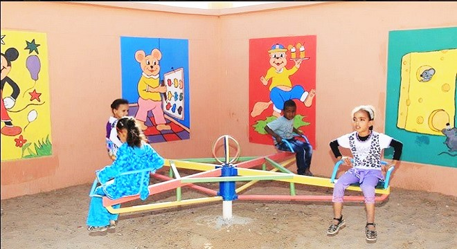 - Samira-Marai-annonce-la-création-de-120-jardins-d'enfants-par-an