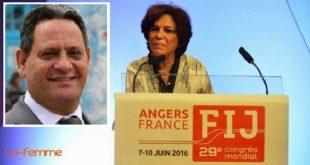 Congrès de la FIJ : Néji Bghouri (Tunisie) élu membre de l'exécutif avec 155 voix, par les 300 délégués de 140 pays