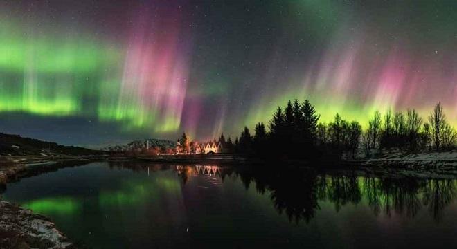 - LG-projette-de-dévoiler-la-magnificence-des-célèbres-aurores-boréales-via-ses-téléviseurs-LG OLED-TV-4K-04