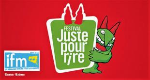 """Le Festival international """"Juste pour rire"""" signe, ce lundi 20 juin, avec Radio IFM pour créer sa 1ère édition en Tunisie"""