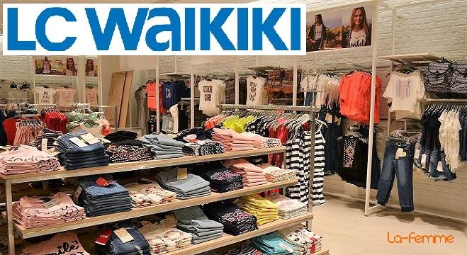le magasin lc waikiki ouvre ses portes et offre le. Black Bedroom Furniture Sets. Home Design Ideas