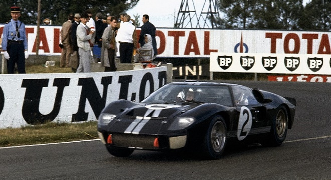 Ford GT40 Mark II - 1966