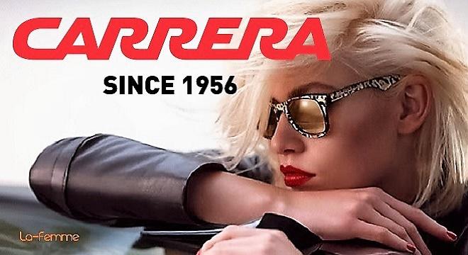 Carrera, la marque de lunettes solaires au design sportif, audacieux et  unique 402c5d8db7eb