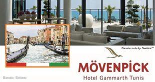 La Semaine gastronomique italienne offre un délicieux voyage culinaire à l'italienne, du 20 au 25 Sept. au Mövenpick Hôtel de Gammarth !