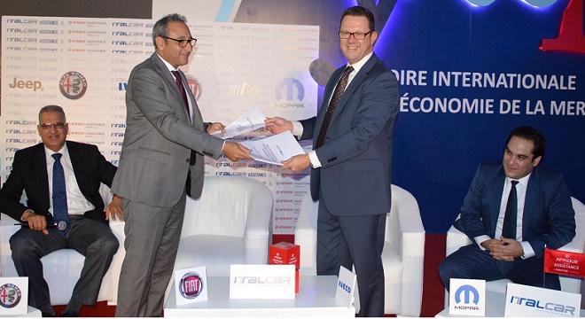 italcar-et-afrique-assistance-signent-un-contrat-de-partenariat