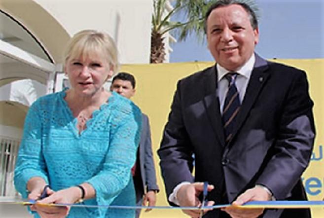 margot-wallstrom-ministre-suedoise-des-affaires-etrangeres-cible-le-renforcement-de-la-cooperation-avec-la-tunisie-002