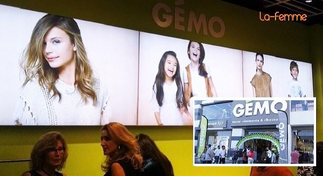 Tunisie   Ouverture du premier magasin GÉMO, « c est la mode qui vous aime » 7cf6644319c4