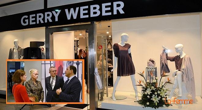 GERRY WEBER, la fameuse enseigne de prêt-à-porter féminin qui allie design,. 90b577c7b670