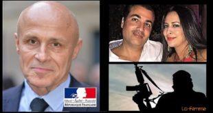 La petite Azzabi pupille de la Nation française : émotion, recueillement et explications de la part de SE l'Ambassadeur de France en Tunisie