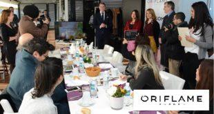 ORIFLAME fête ses 50 ans et s'engage à concrétiser encore plus de rêves via de surprenants programmes