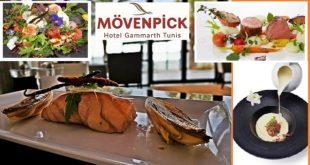L'Hôtel Mövenpick propulse son expertise culinaire et propose un menu composé de savoureuses créations à la vanille Salée