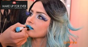 Tunis : Inauguration de la boutique pro MAKE UP FOR EVER de Faten AMOURI par Dany SANZ, fondatrice de la marque
