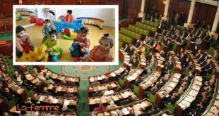 Adoption d'un projet de loi réglementant les crèches et jardins d'enfants