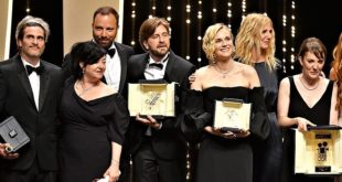 70e Festival de Cannes : Le jury a rendu son verdict dimanche soir (découvrez le palmarès)