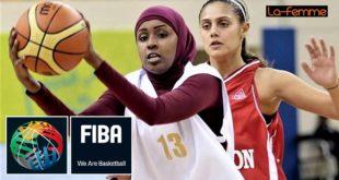Basketball féminin : c'est désormais officiel, le port du voile vient d'être autorisé par la FIBA (réunie à Hong Kong)