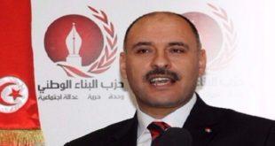 Riadh Chaibi élu président du parti Al-Bina Al Watani