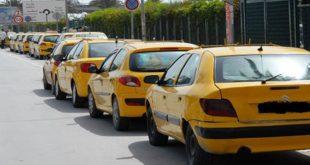 Suspension de la grève des taxis dans le Grand Tunis