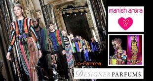 Le styliste de mode Manish Arora annonce un partenariat de parfum exclusif avec Designer Parfums