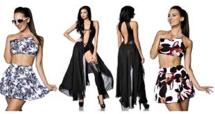 Où et comment porter des robes ultra sexy ? Le court, le décolleté plongeant ou les jeux de transparence ?