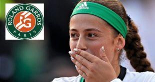 Roland-Garros 2017 : À 20 ans, la tornade Lettonne Jelena Ostapenko remporte son 1er tournoi du  grand Chelem