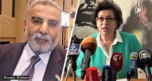 Radhia Nasraoui entame une grève de la faim, Zied El Heni réagit et dénonce une mascarade du couple Hammami et cite Chokri Belaid