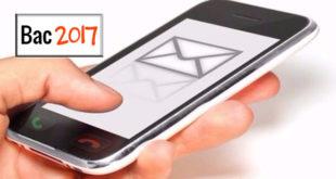Bac 2017 – Résultats de la session de contrôle : Inscription au service SMS dès demain