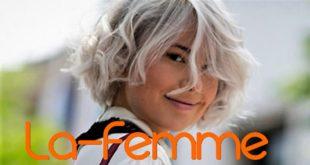 Des coiffures tendances pour sublimer les cheveux gris et blancs