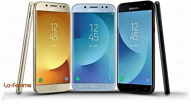 Tunisie Lancement Officiel Des Smartphones Samsung Galaxy J5 Et