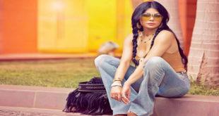 Haifa Wahbi opte pour le style Boho Chic, (photos)