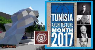 «Le Mois de l'Architecture en Tunisie» à l'UTC la Soukra