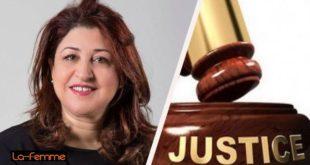 """Hager Ben Cheikh Ahmed, députée d'Afek Tounes, devant la justice en tant que plaignante dans l'affaire """"khaled  Ibn El Walid"""""""