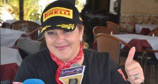 Nouveaux défis : Hend Chaouch se lance et participe à la 36ème édition du Rallye du Chott 2017 (22-28 Oct.)