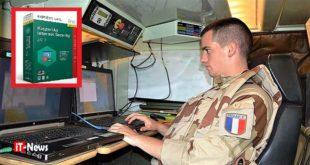 Kaspersky : l'armée française ne veut plus de cet antivirus par crainte d'espionnage russe