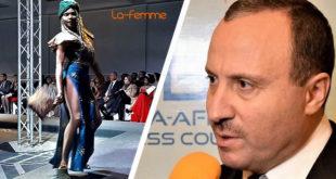 """Bassem Loukil au 1er Fashion Africa du TABC : """"…en Afrique, il y a de jeunes prodiges, au talent incontestable pour la mode"""""""