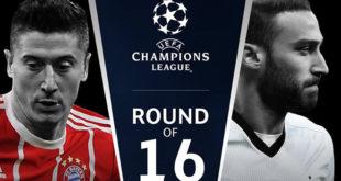 Ligue des Champions : Real Madrid- PSG choc des 8èmes de finale