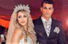 """Hamdi Harbaoui et Mariem Sabbagh se sont dit """"oui"""" au cours d'une soirée féerique"""